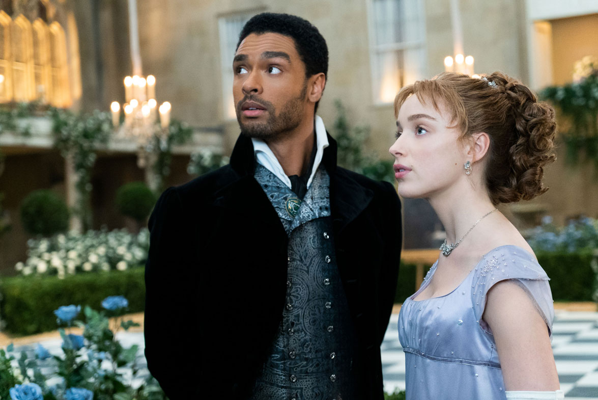 """Netflix has just claimed its biggest hit ever with """"Bridgerton,"""" a drama set in Britain in the early 1800s."""