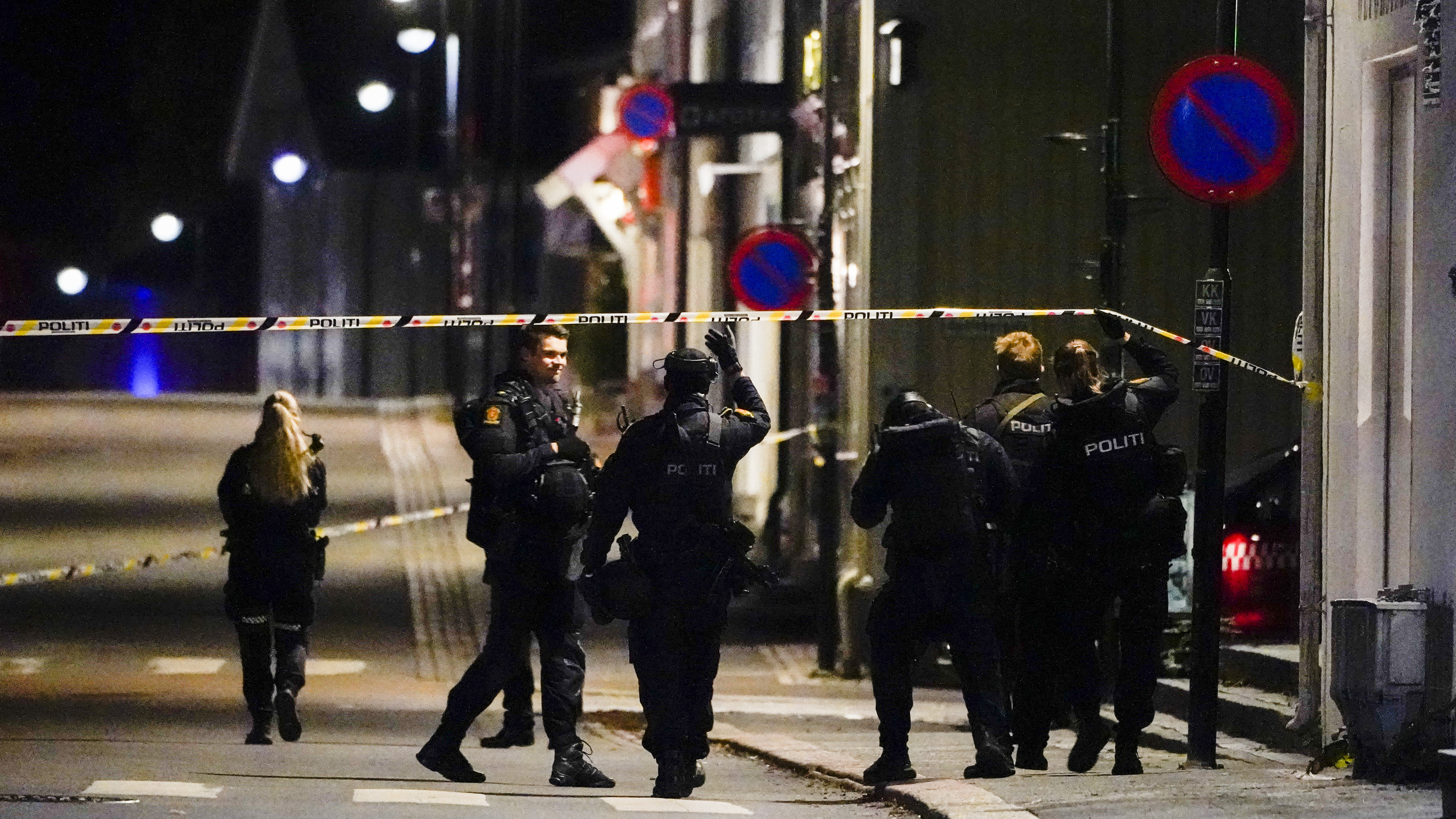 Several people killed by man with bow and arrow in Norway