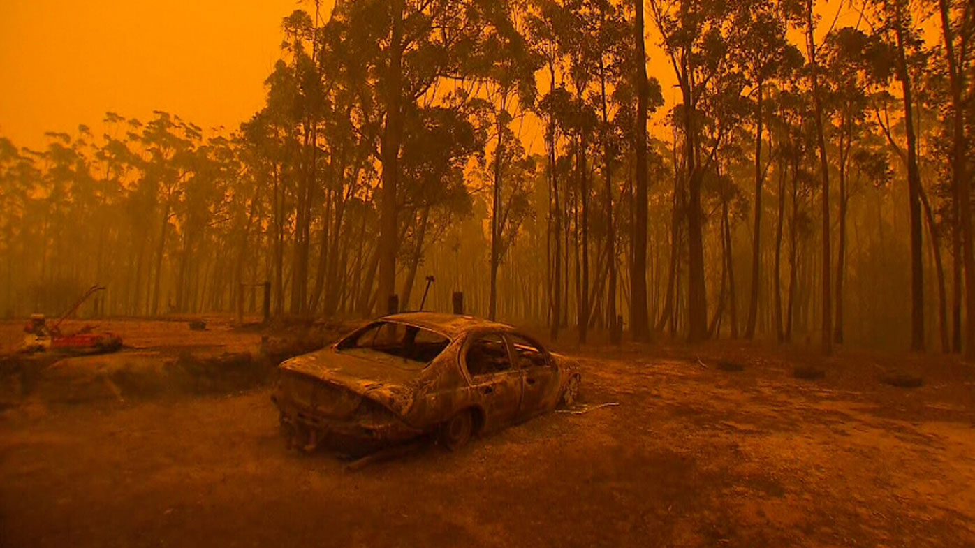 Another $50m for bushfire help