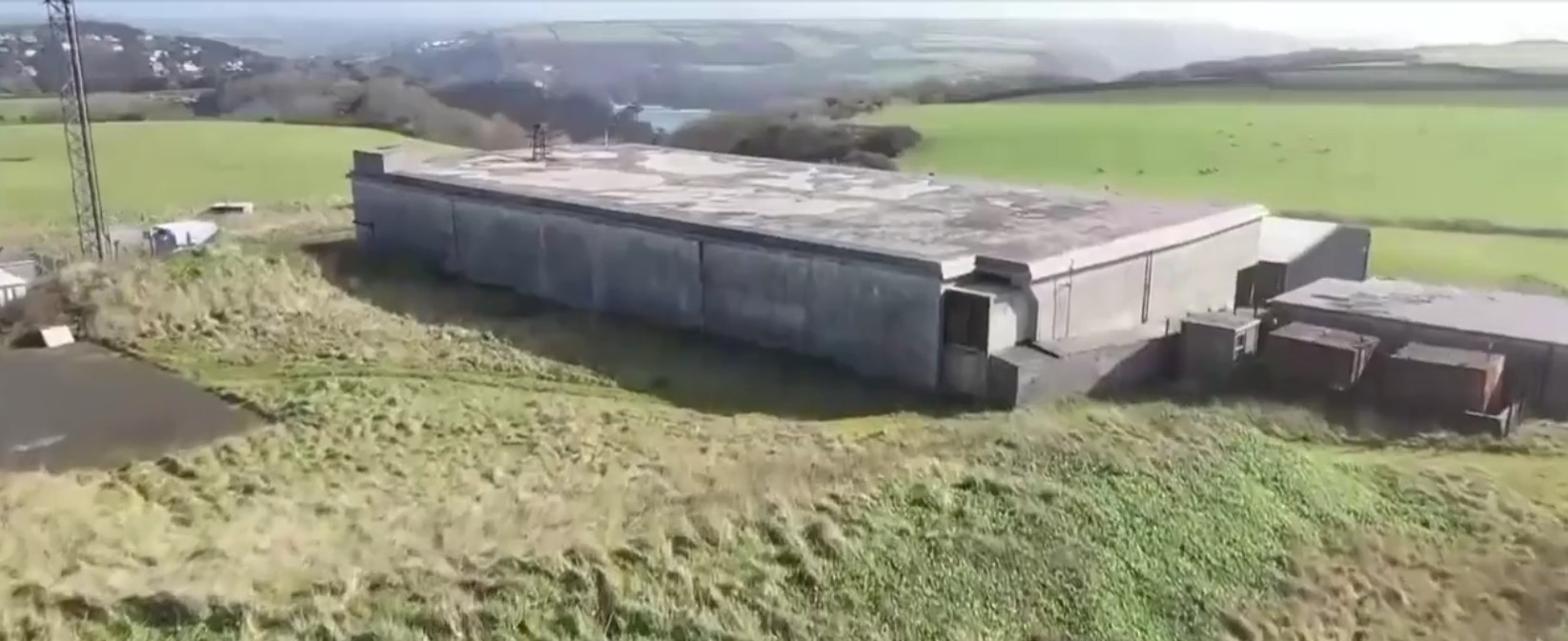 Cold war nuclear bunker hits the market in the UK