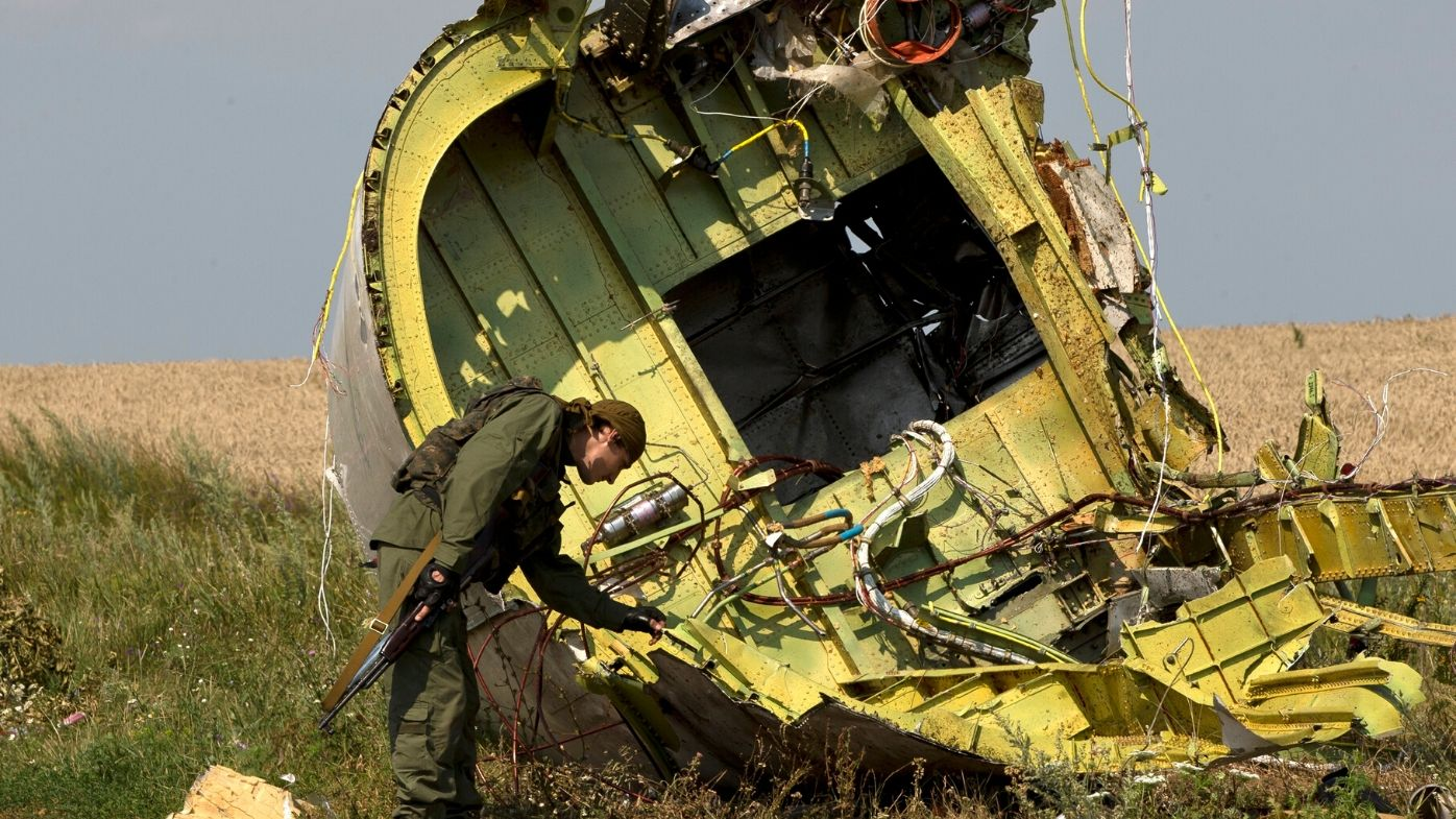 Russia taken to top human rights court over MH17 downing