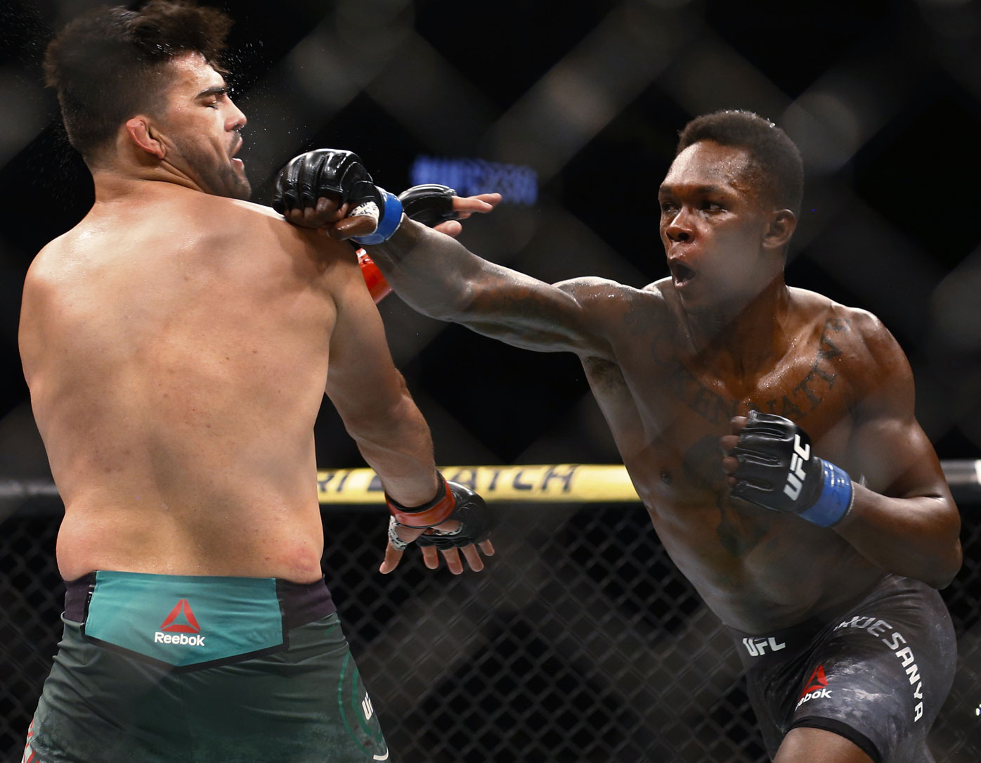 Israel Adesanya Wants 2021 Showdown With Jon Jones In Vegas Raiders Stadium