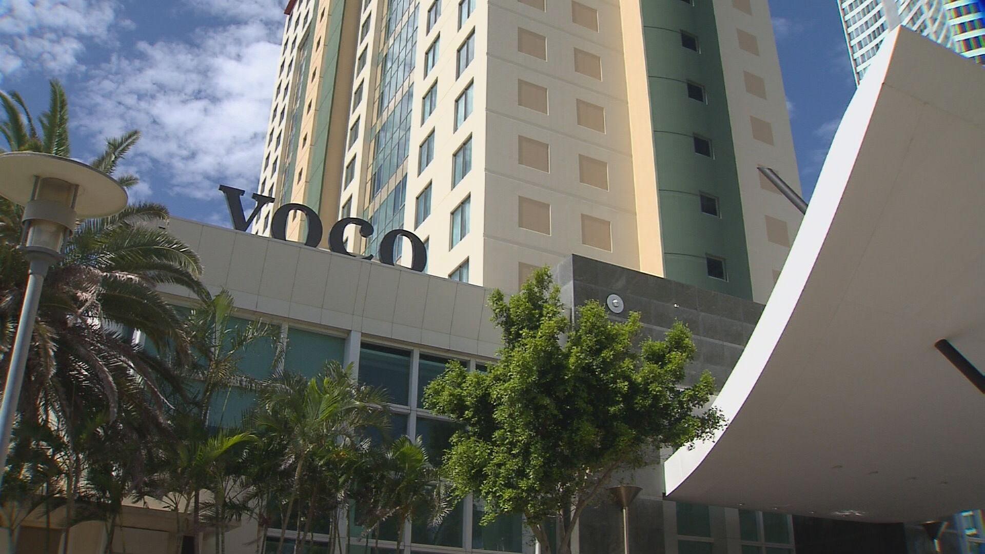 Surfers Paradise VOCO Hotel