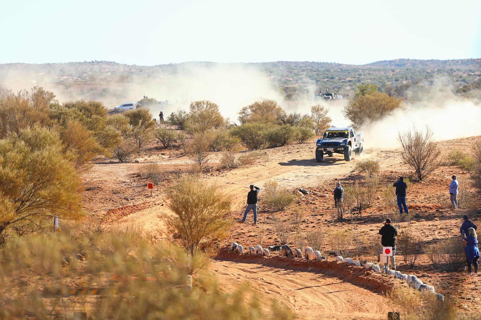 Spectator killed at Finke Desert Race in the NT