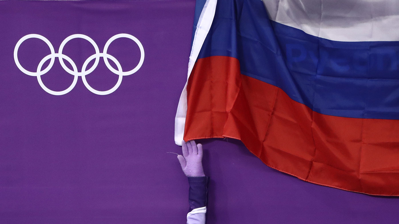 WADA bans Russian Federation  from global  sporting events for four years