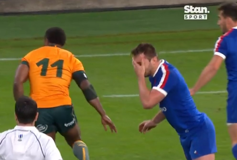 France captain called out for ultimate rugby sin