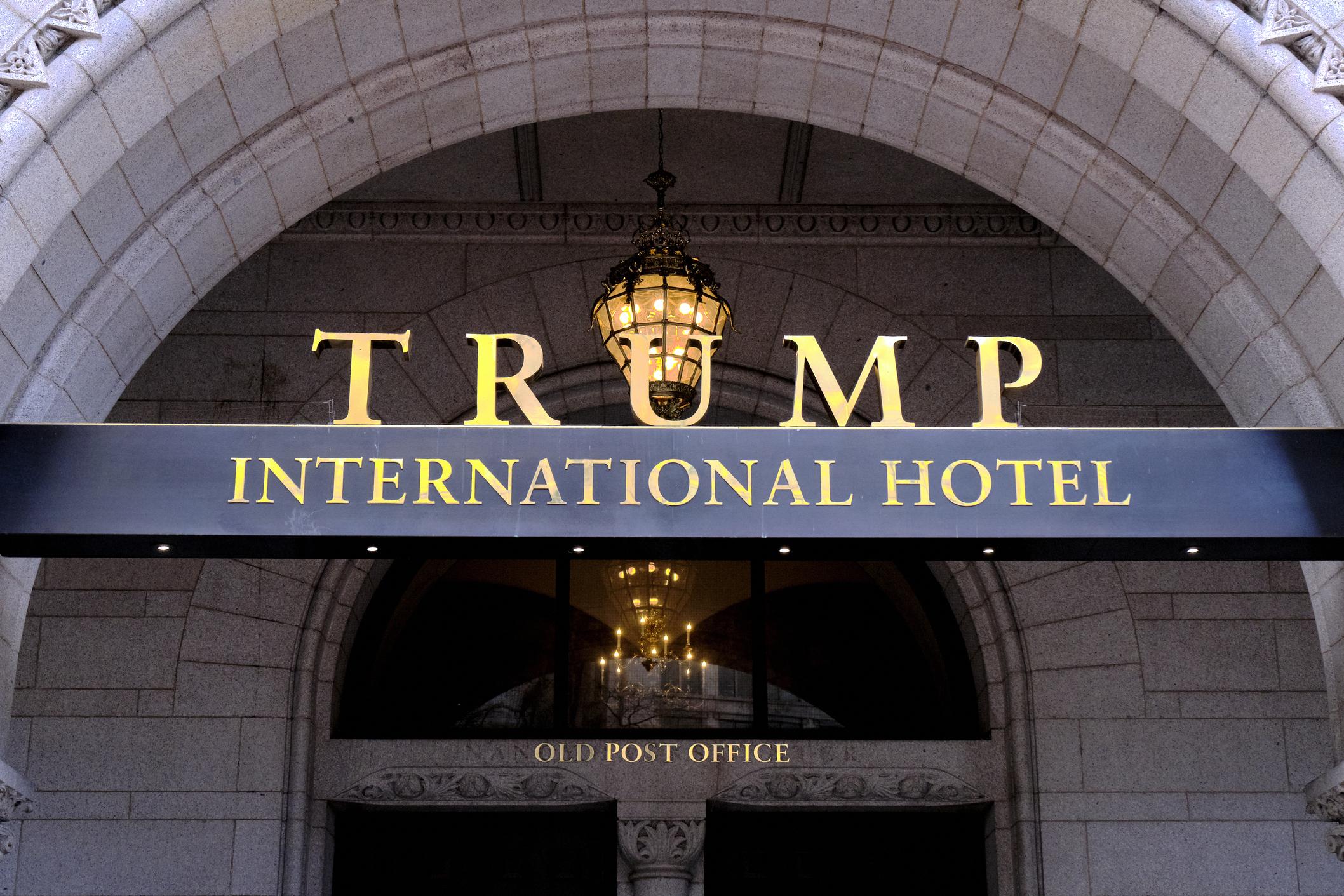 Trump International in Washington