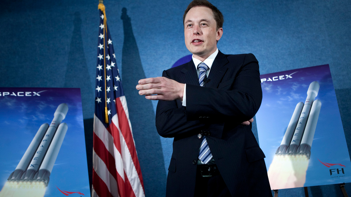SpaceX CEO Elon Musk said getting people on Mars will be dangerous but ultimately necessary in order to ensure the survival of humanity.