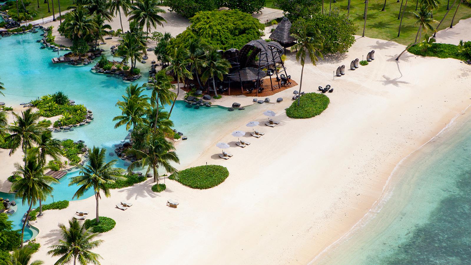 Fiji resort offers coronavirus travel alternative
