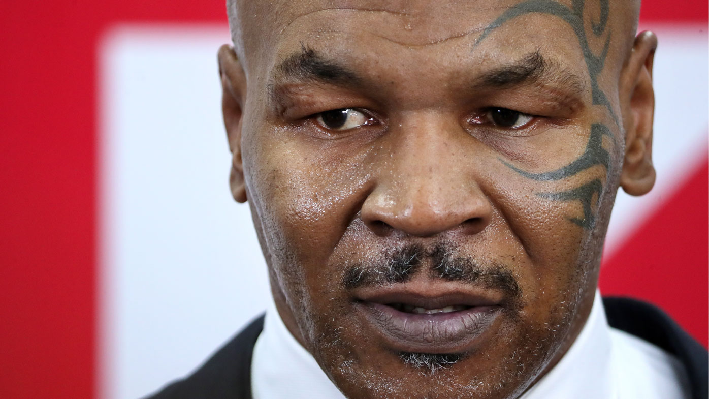 Tyson promises a fight in 'exhibition' return