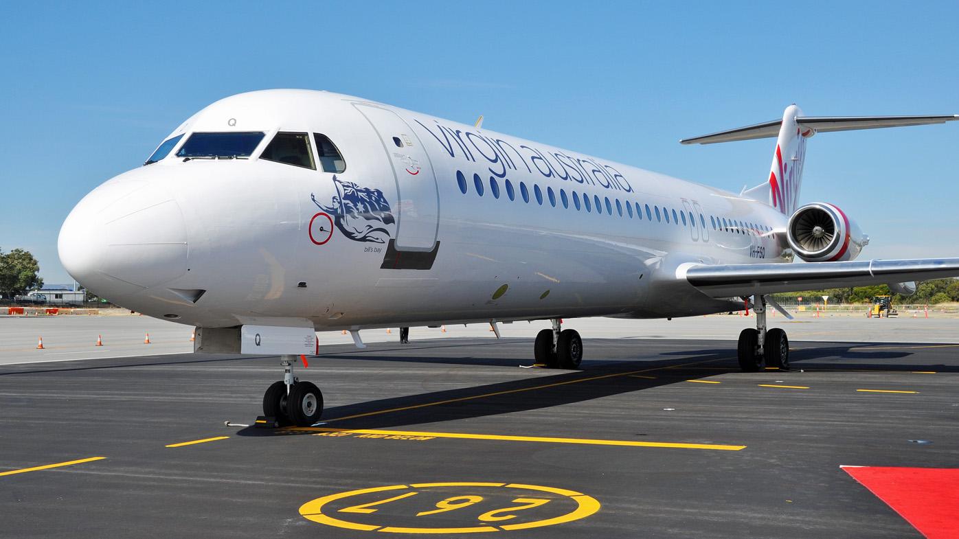 Virgin Australia cuts routes, retires planes