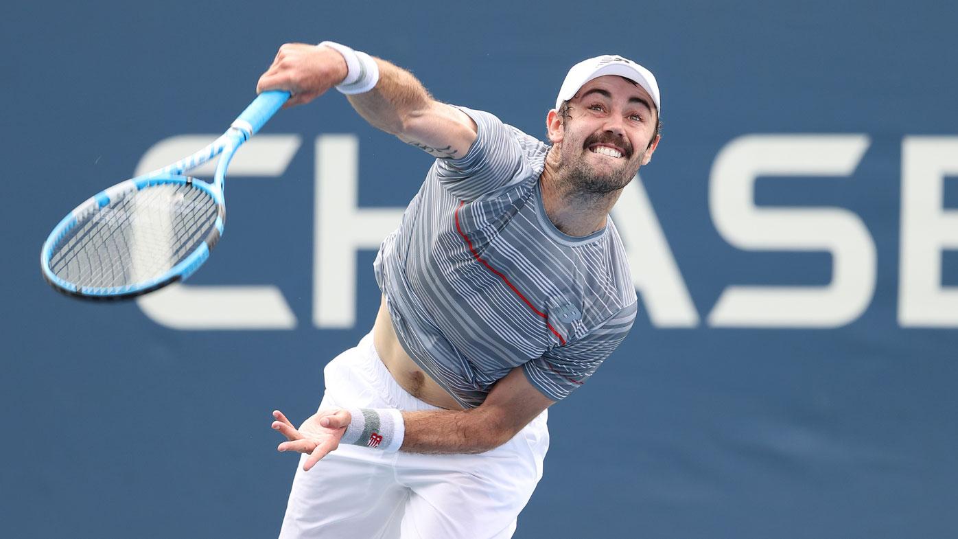 Former champ Kerber makes winning return at US Open