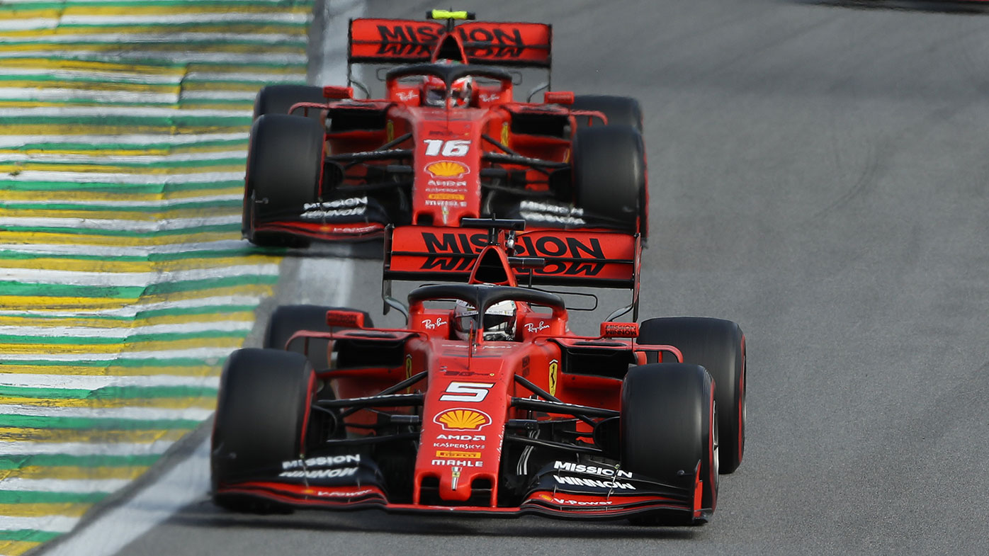 Ferrari boss reveals driver 'embarrassments'