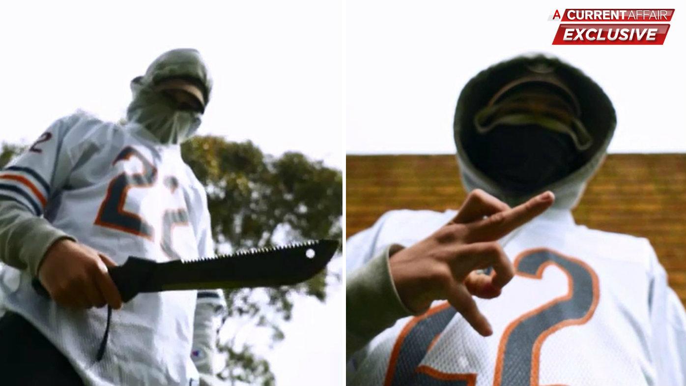 Inside the violent, criminal world of a teen gang member