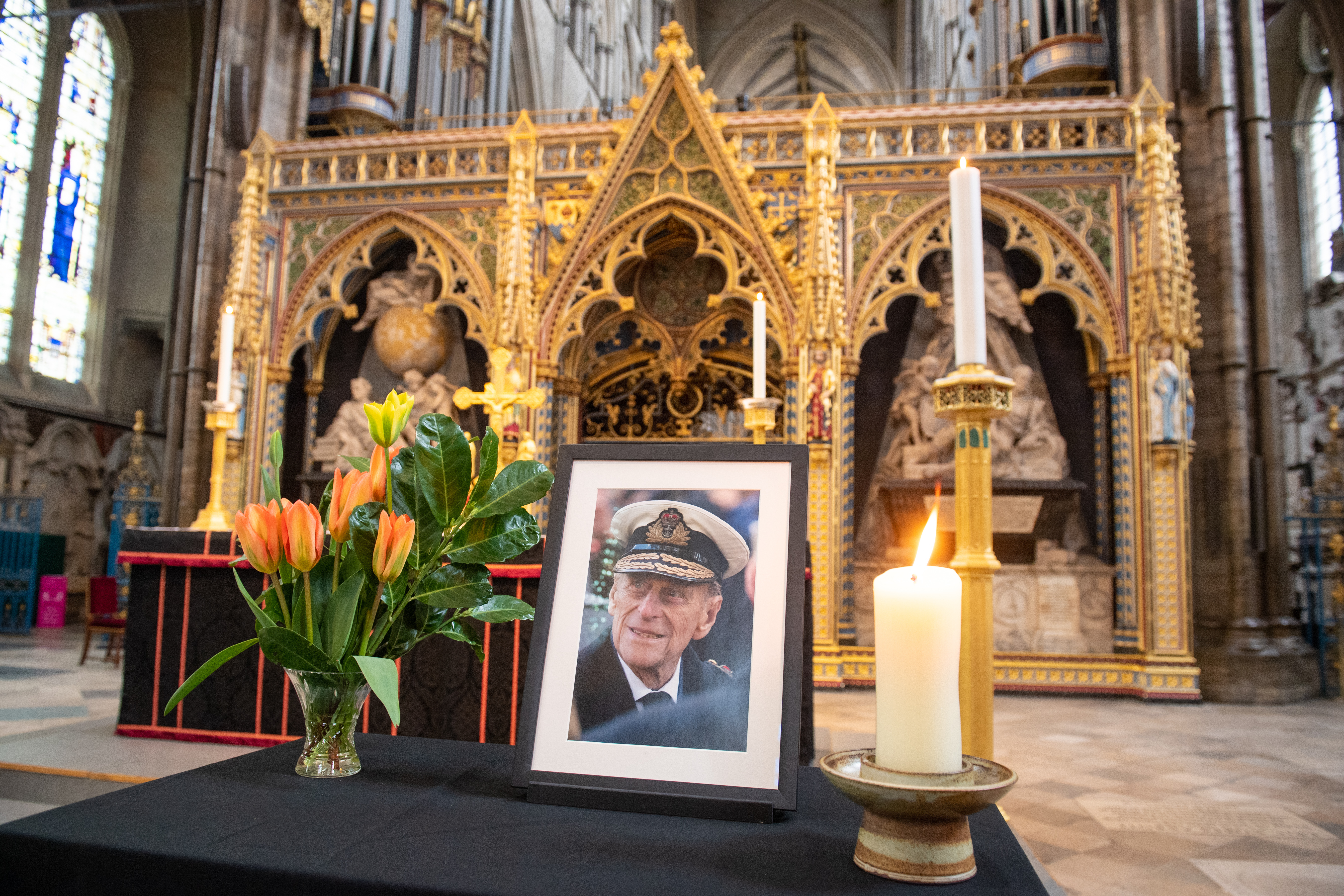 Prince Philip's funeral details announced