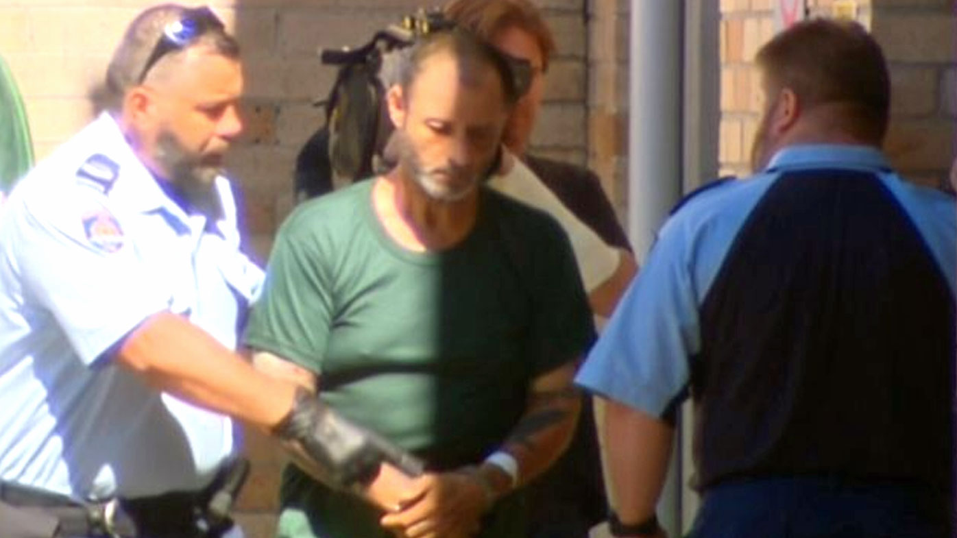 Anthony Sampieri will die behind bars after being jailed for the rape of a seven-year-old girl.