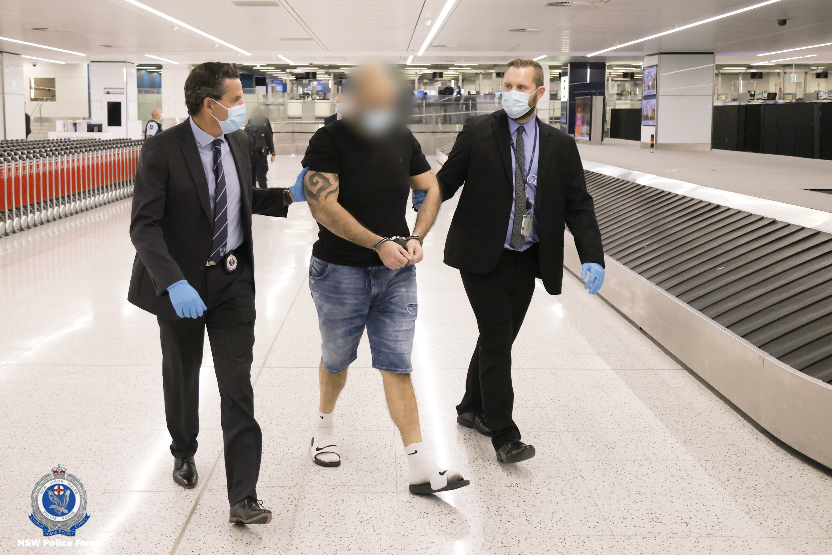 Their arrests mark the end of an eight-year investigation into a transnational criminal syndicate.