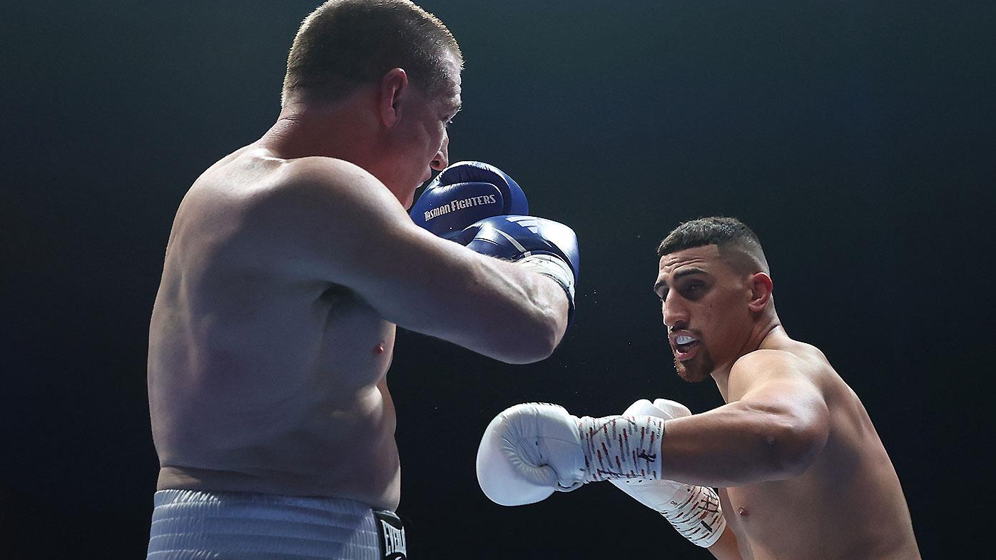 Paul Gallen reveals fight offers after Justis Huni TKO defeat, NRL