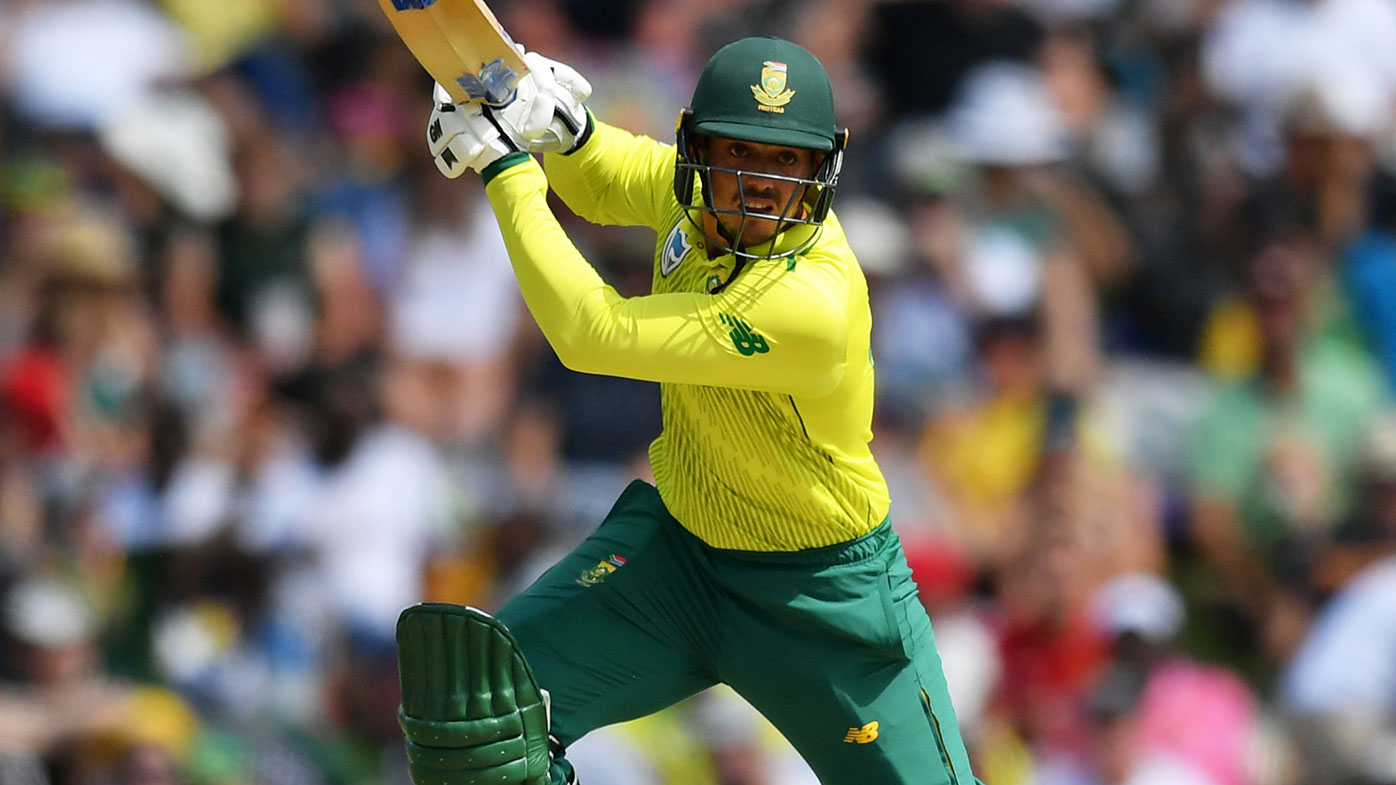 De Kock on Faf: He still has a lot to offer