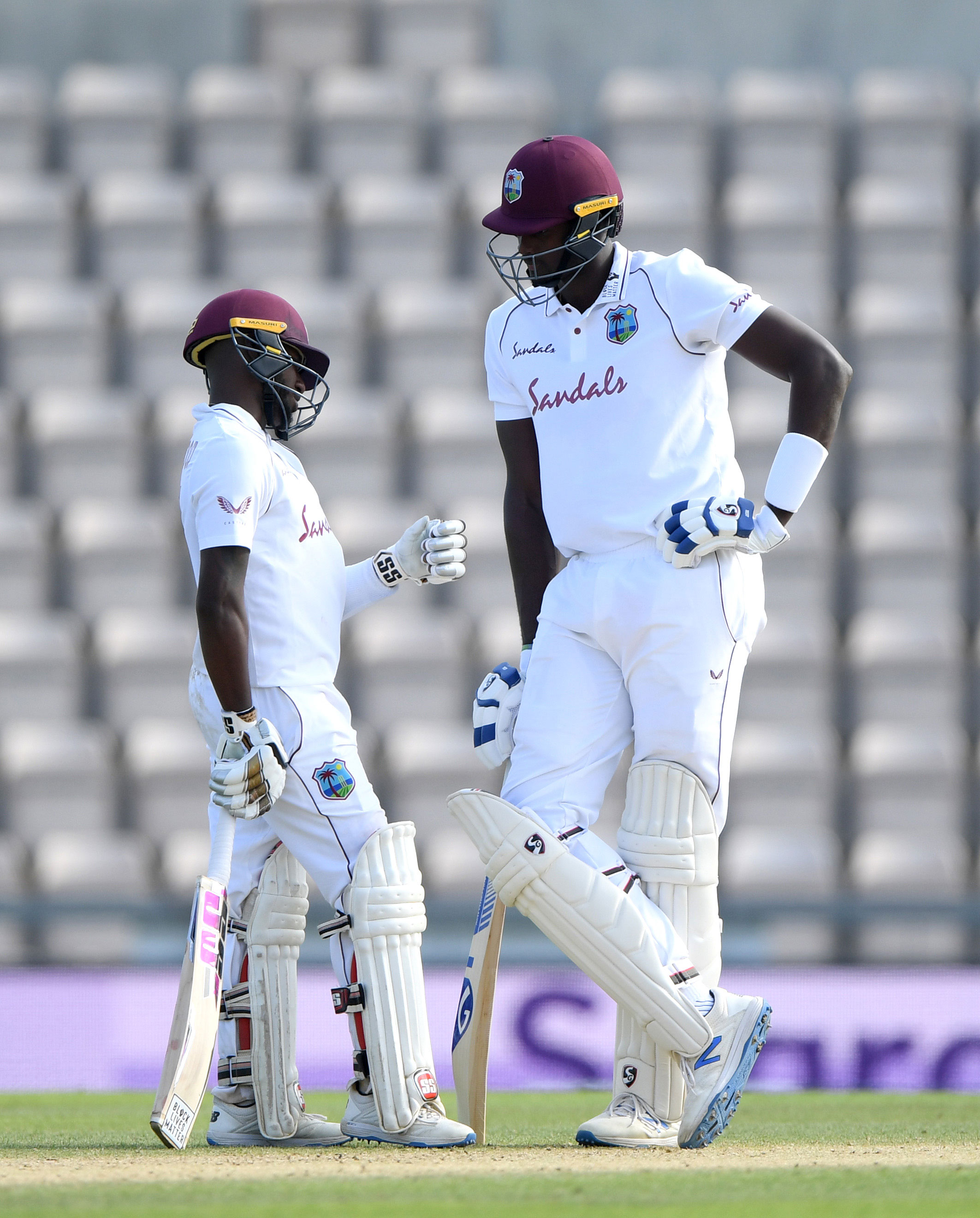 England look to bounce back in second West Indies Test