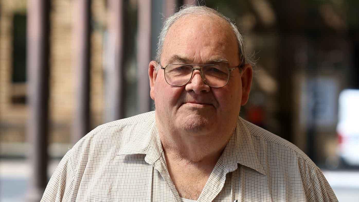 Peter Dansie has been jailed for life.