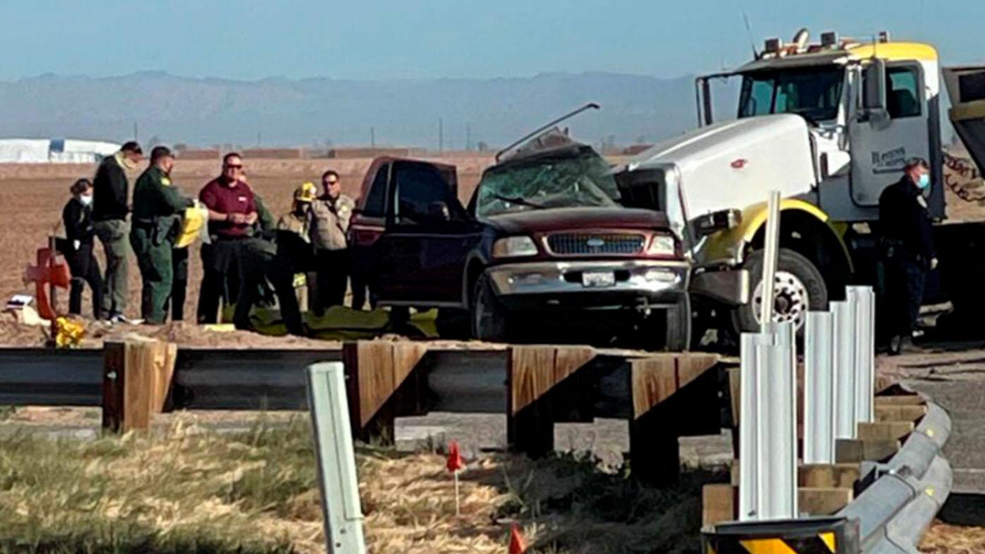 At least 15 dead after California road crash