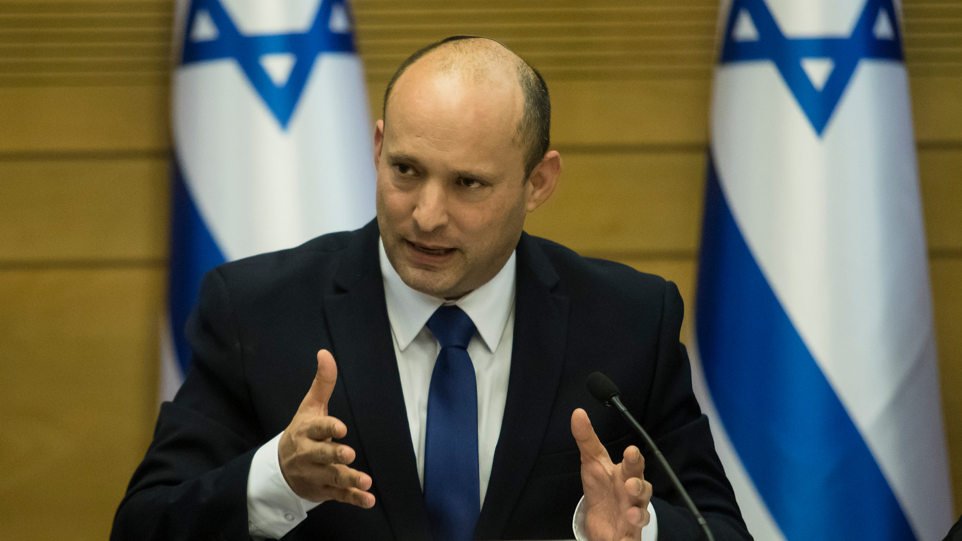 Israeli Prime Minister Naftali Bennett has pointed the finger of blame at old foe Iran.