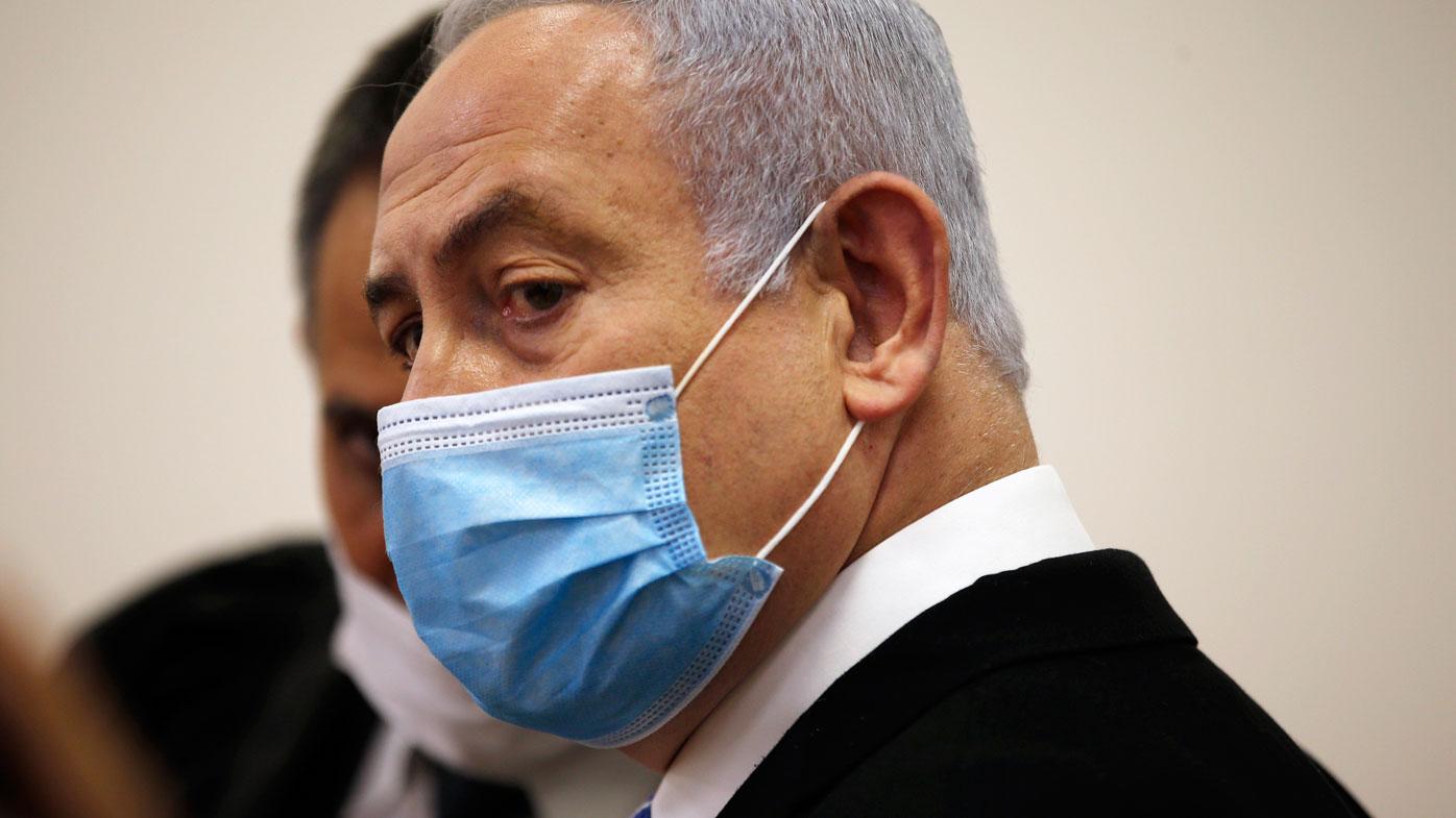 Israeli PM Netanyahu slams justice system