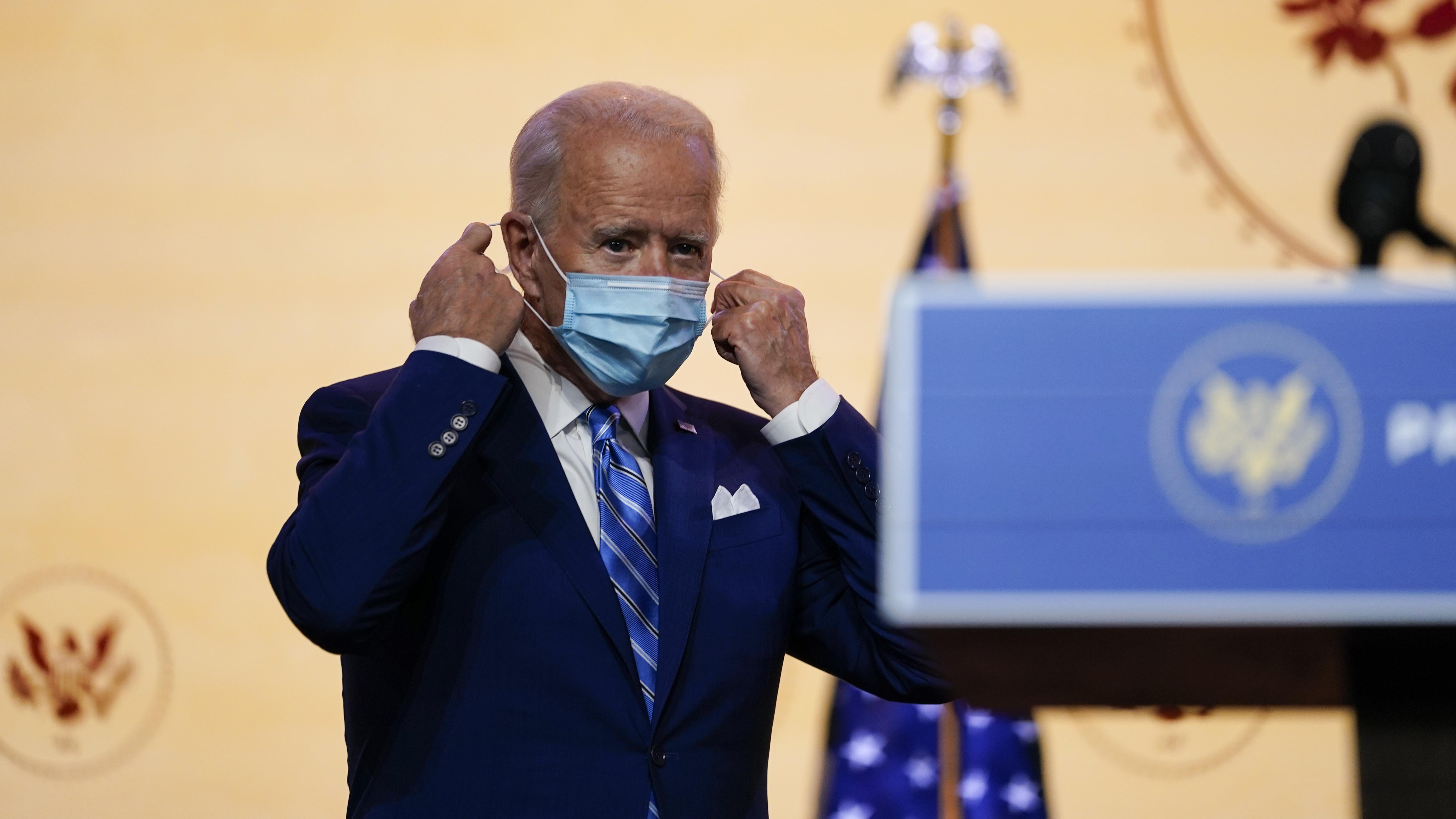 Biden faces test over sharing Trump's secret calls