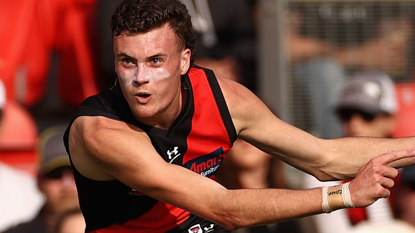 Bombers ace tipped for gong despite bizarre snub