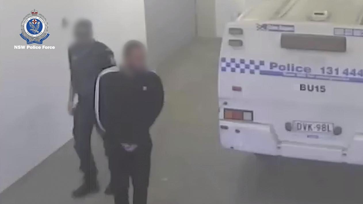 Fugitive charged after Melbourne murder manhunt
