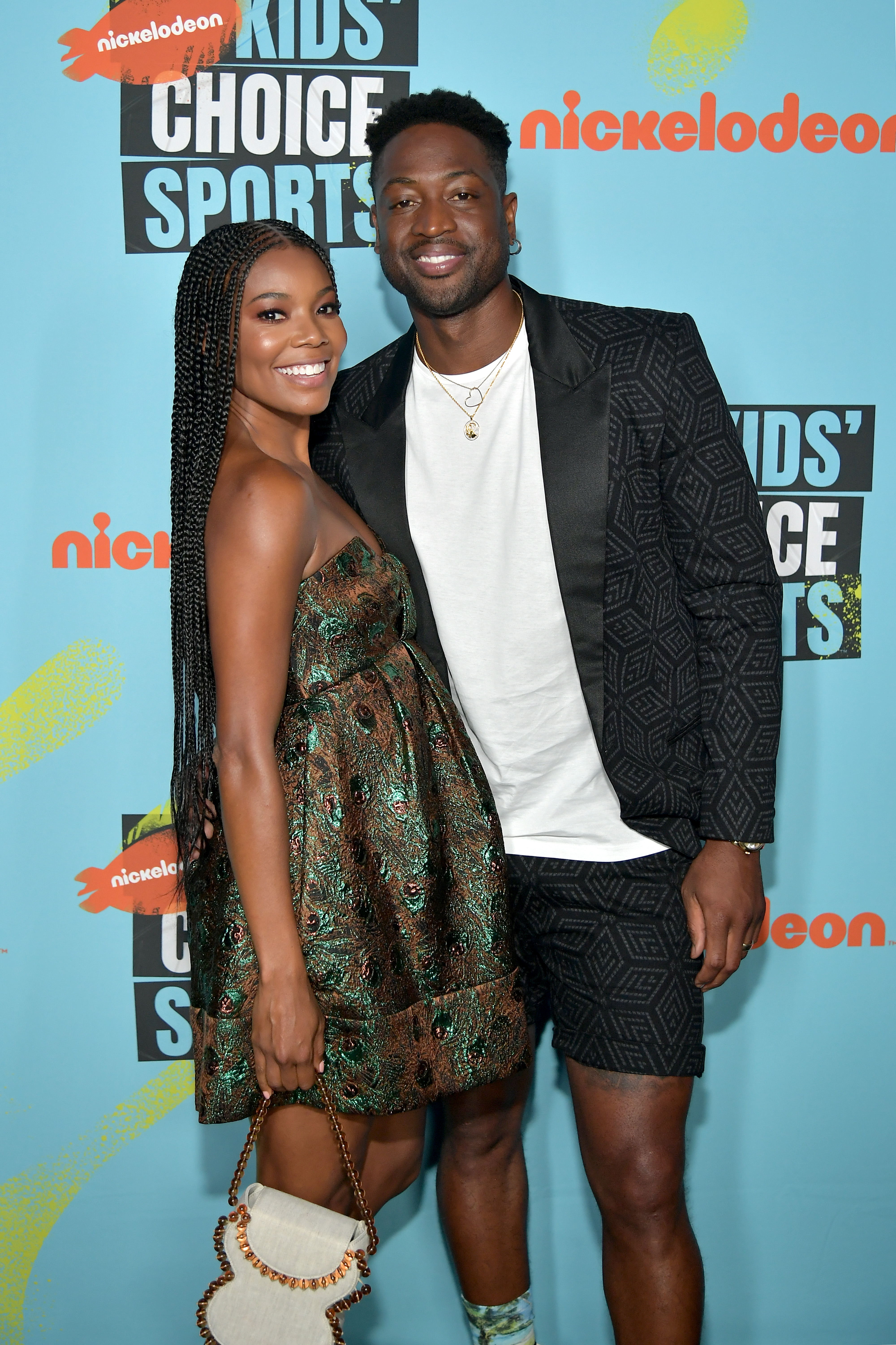 Celebrity couples, stayed together, cheating scandals, Gabrielle Union and Dwyane Wade