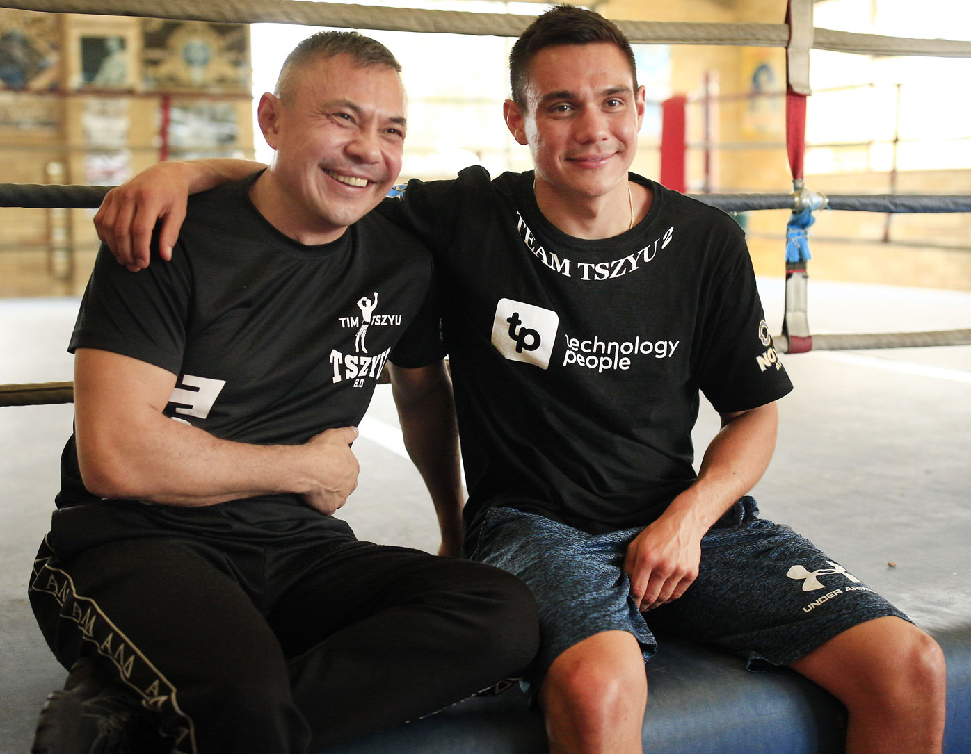 Tszyu has eyes on world title after stopping Horn