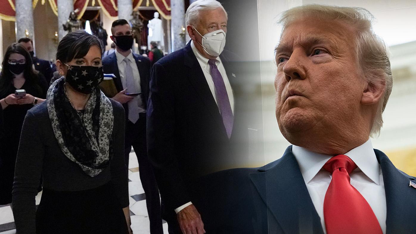 Trump impeachment vote