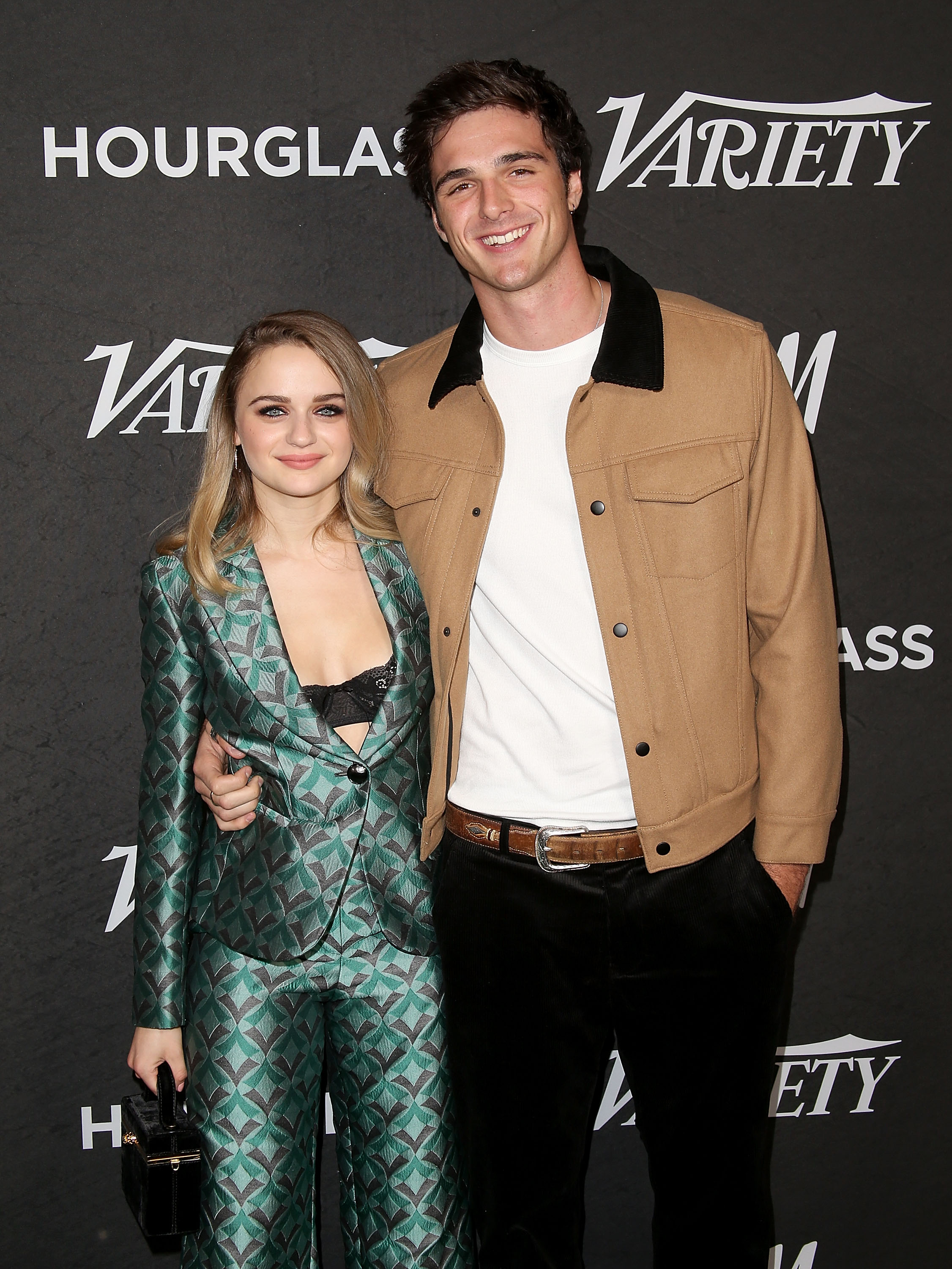 Joey King and Jacob Elordi attend Variety's Power of Young Hollywood event at the Sunset Tower Hotel on August 28, 2018 in West Hollywood, California.