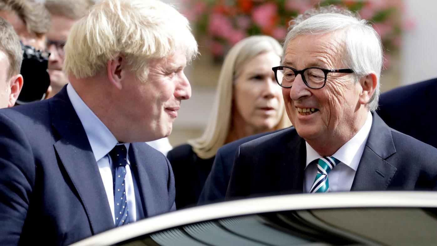 Johnson, Juncker hold Brexit talks, no sign of breakthrough