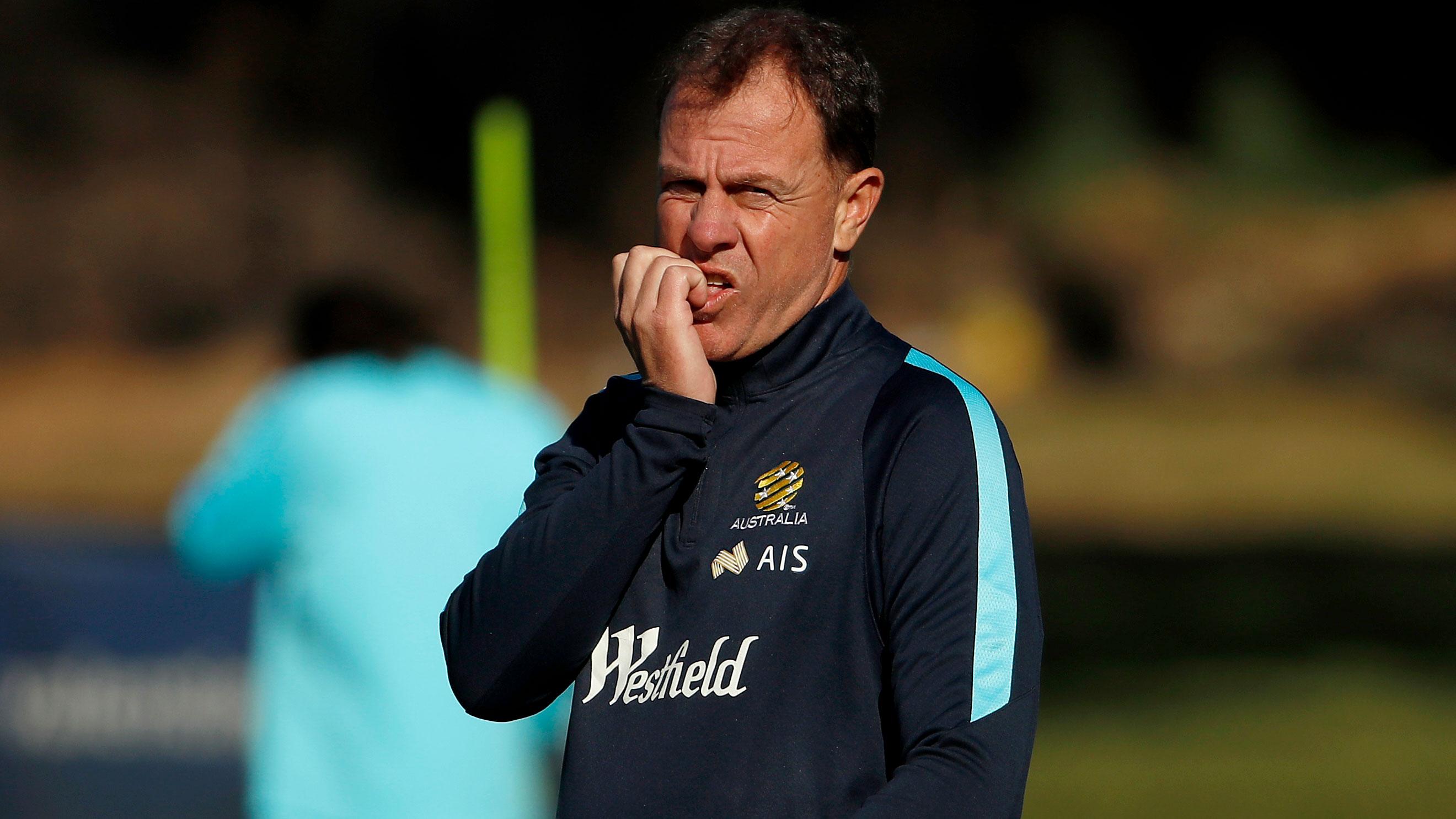 Sacked Matildas coach Alen Stajcic.