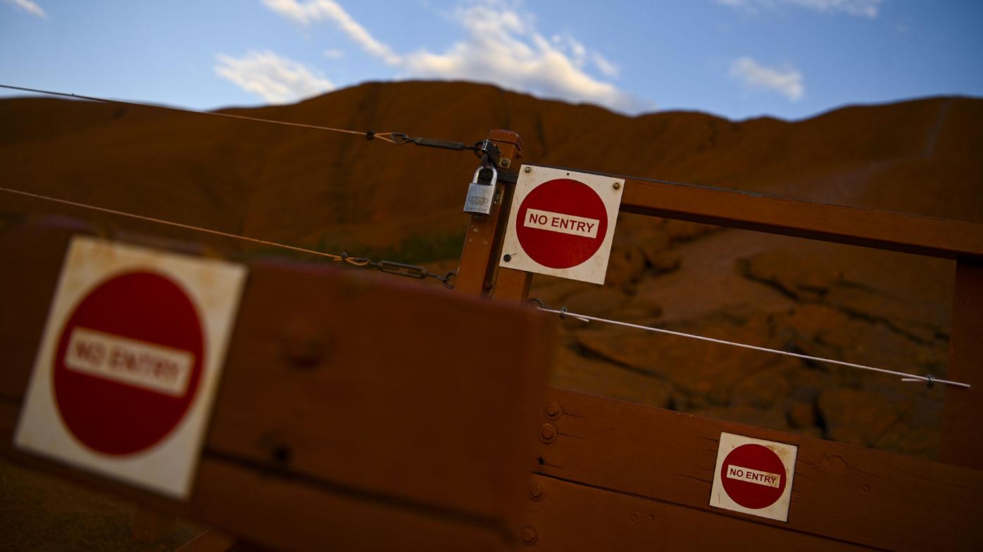 Climbing Uluru will be ... <a target=