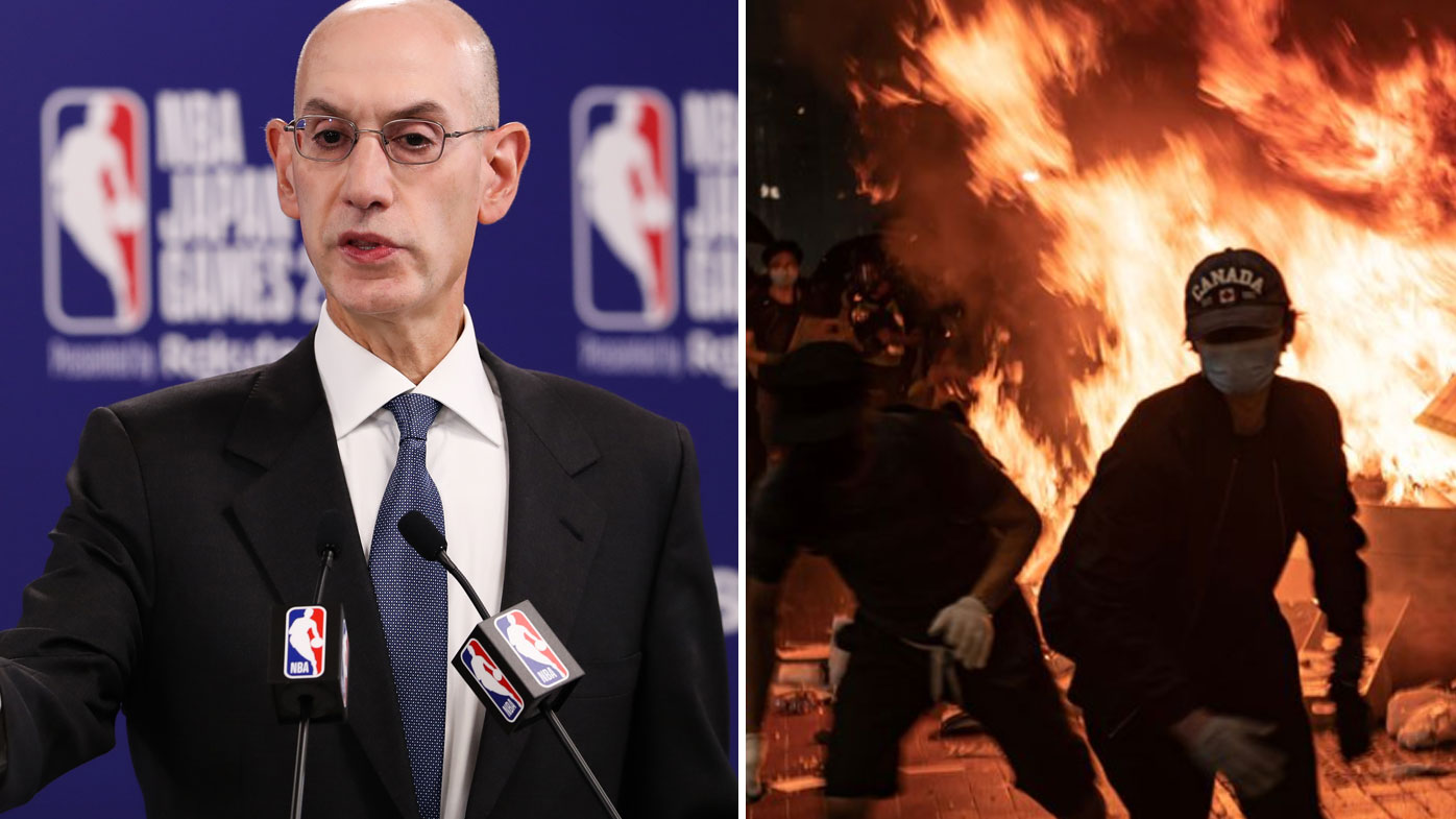 Tensions fray between NBA and China