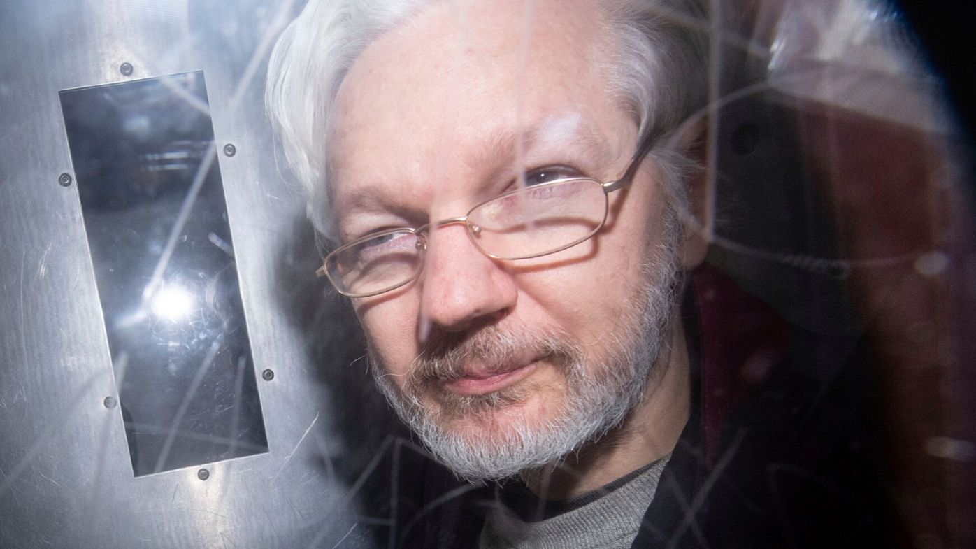 Amnesty International demands US drop charges against Assange