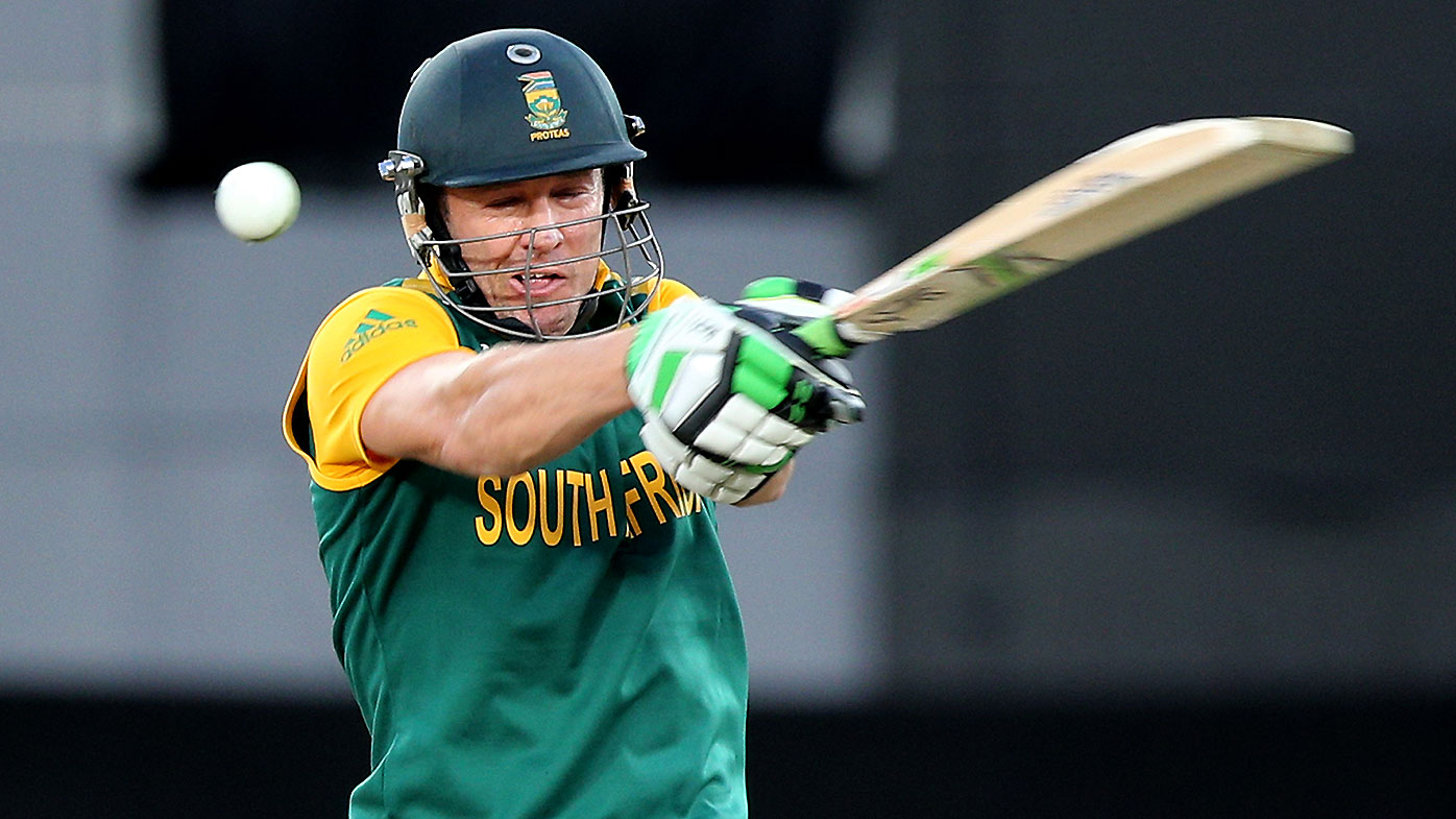 AB on Proteas comeback: 'I'd love to'
