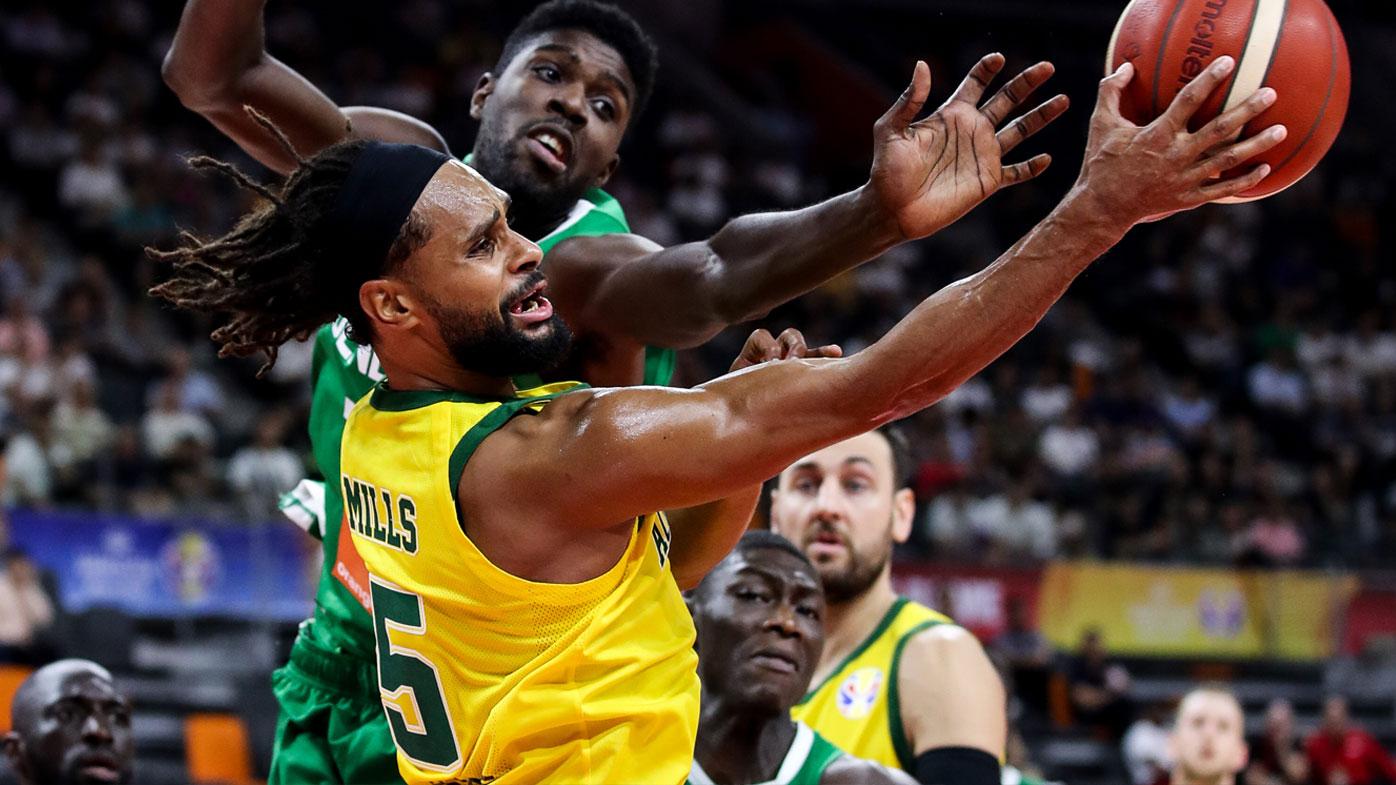Boomers defeat Senegal