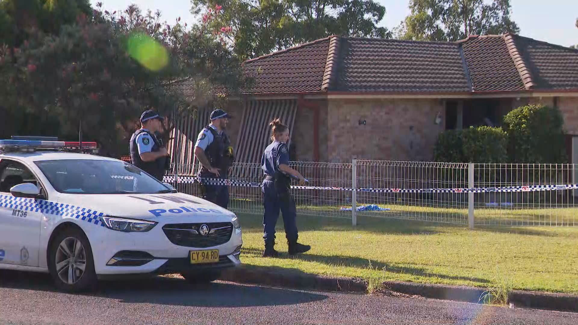 Woman charged with murder of own father in NSW domestic attack
