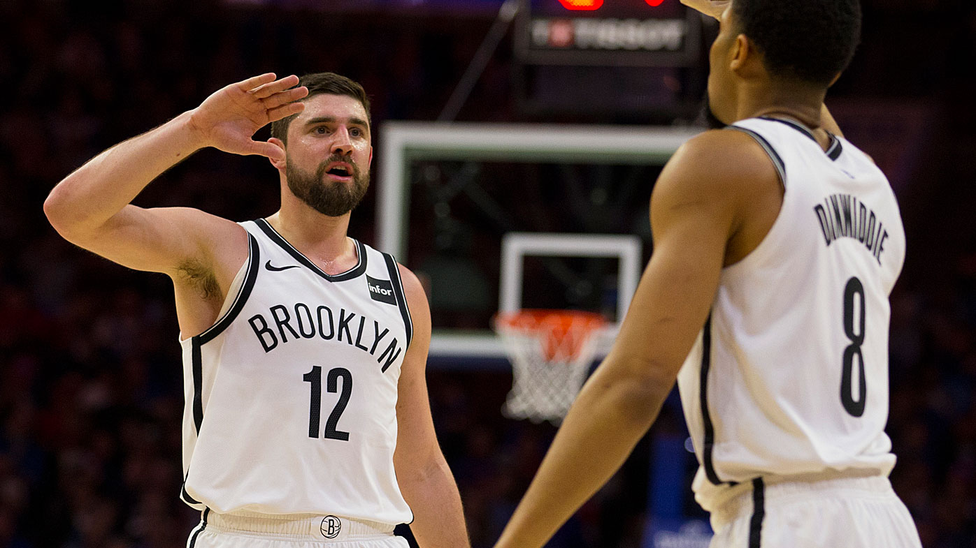 Harris is now one of the key members of the Brooklyn Nets