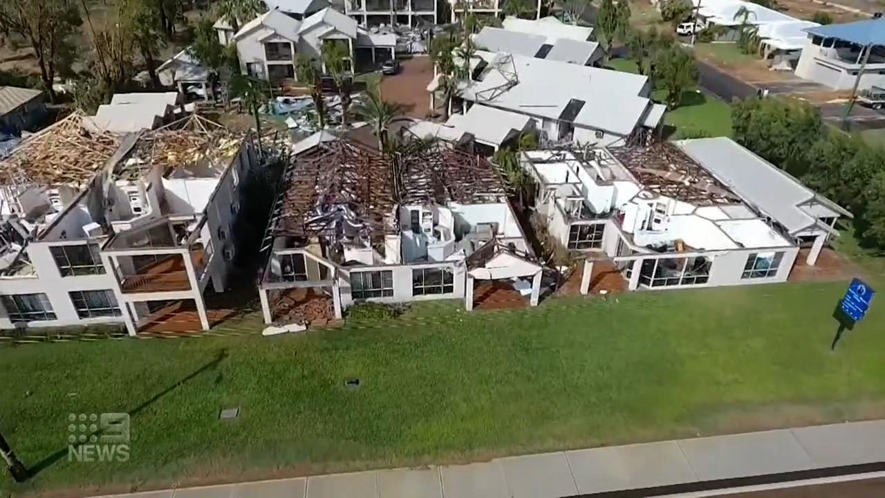 Seroja damage 'widespread, severe'
