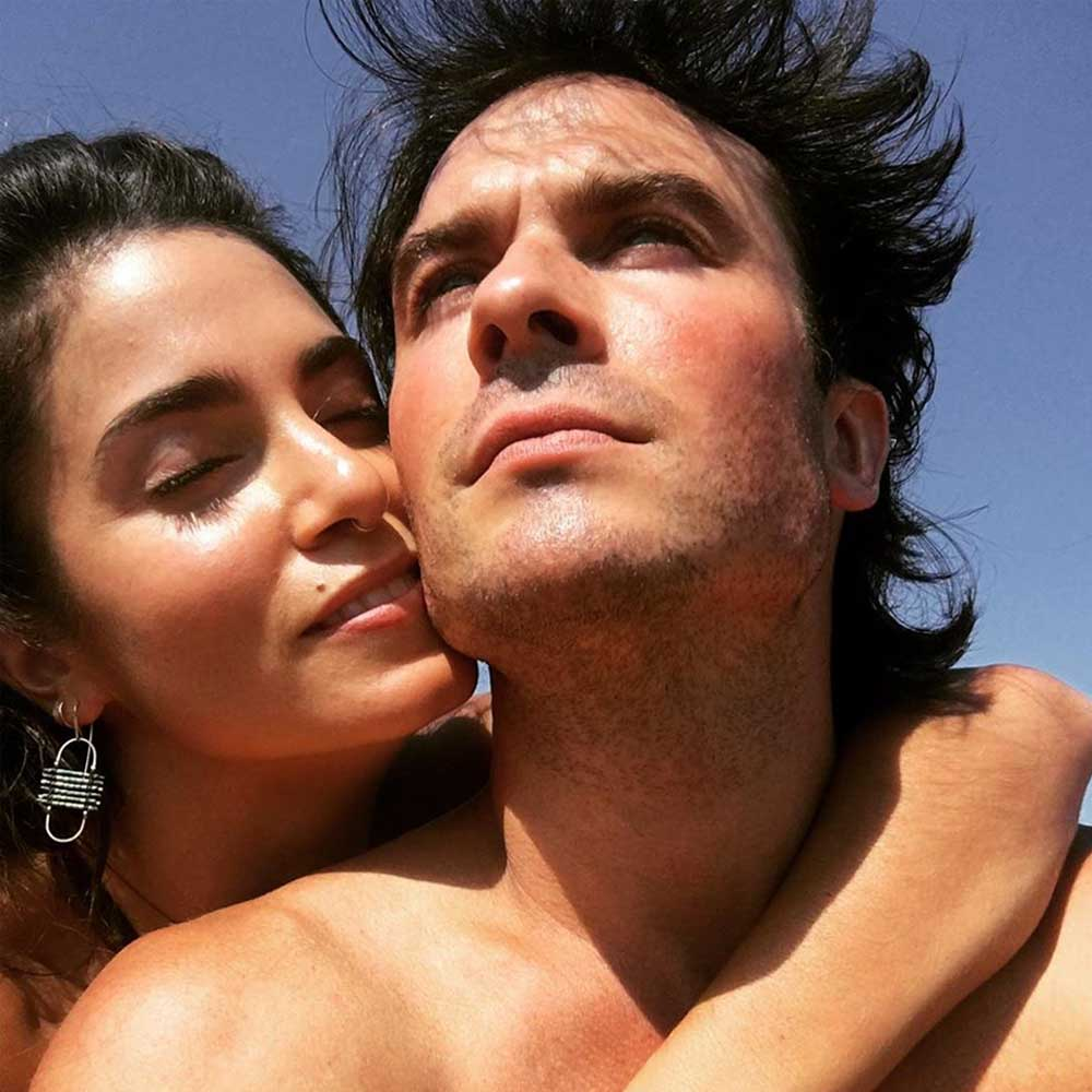 Ian Somerhalder and Nikki Reed have been married for two and a half years.