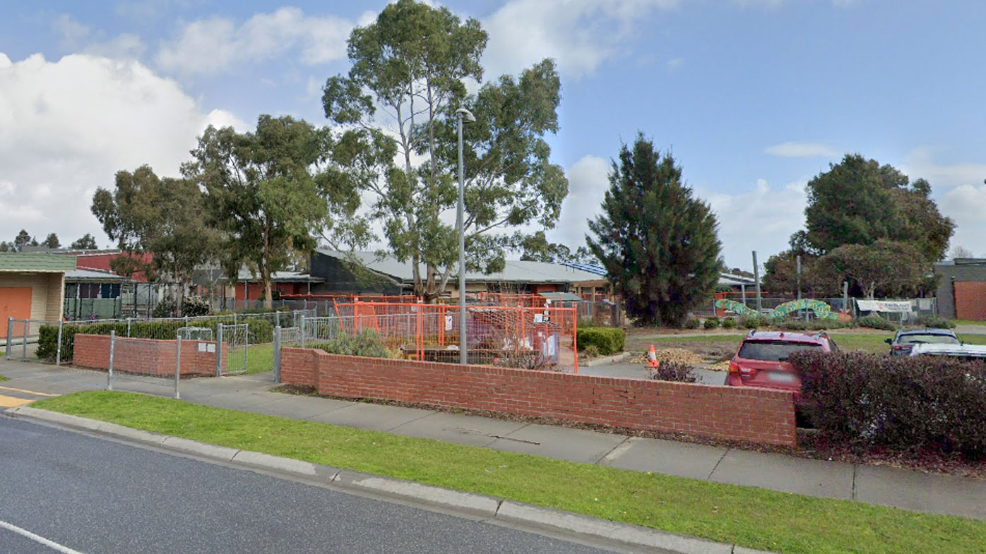 Pakenham Springs Primary School were told to stay at home after two students were diagnosed with the virus.