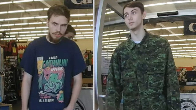 What detectives knew when in Canadian manhunt for triple killers