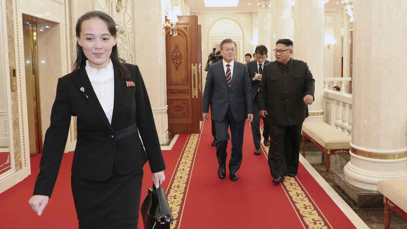 Who is Kim Yo-Jung? North Korea's heiress apparent