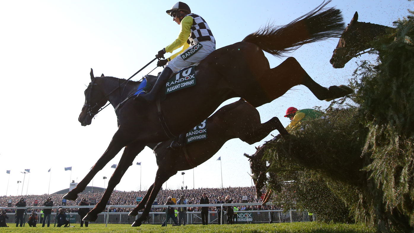 Grand National cancelled amid coronavirus pandemic